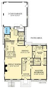 cape cod floor plans cape cod with open floor plan 32514wp architectural designs