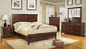 Casual Bedroom Collection - Charleston bedroom furniture