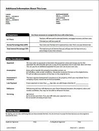 Mortgage Rate Estimate by Mortgage Loan Estimate Form Page 3