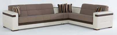 Convertible Sectional Sofa Bed by Moon Convertible Sectional Sofa In Platin Mustard By Istikbal