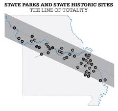 Castlewood State Park Trail Map by Here U0027s Every State Park In The Path Of The Eclipse Missourilife Com