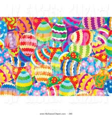 easter egg background clipart 39
