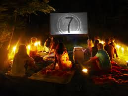 Sofa Movie Theater by Diy Family Flicks How To Make Your Own Backyard Movie Theater