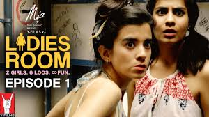 ladies room episode 01 dingo u0026 khanna get caught with pot