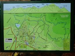 Kirstenbosch National Botanical Gardens by Map Of The Botanical Garden Picture Of Kirstenbosch National