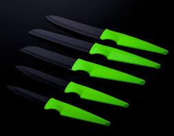 Aesthetic Knives A Knife Set Worth Killing For Yanko Design