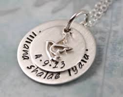 confirmation jewelry woman baptism gift etsy