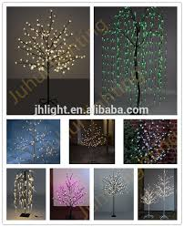 led artificial willow tree light led tree light led artificial