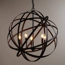 gold pendant light fixture chandeliers design fabulous round sphere chandelier orb style