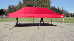 10 X 20 Shade Canopy by 10x20 Canopy Setup Foodtent Com Youtube