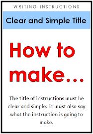 printable instructions classroom writing instructions treetop displays printable eyfs ks1 ks2