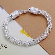 silver chain bracelet ebay images 925 sterling silver chain bracelet ebay JPG