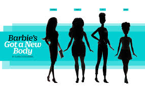 Time Barbie Has A New Body Cover Story