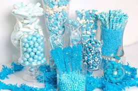 blue baby shower party ideas photo 8 of 10 catch my party