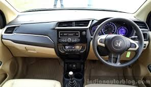 2016 honda amaze 1 2 vx facelift first drive review
