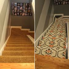 Stair Tread Covers Carpet Update Your Staircase How To Remove And Install Carpet On The Stairs