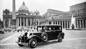 first mercedes benz 1886 mercedes benz blog trivia 75 years of popemobile manufacture by