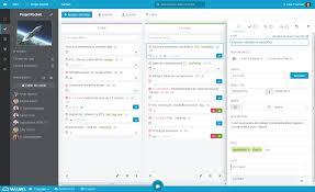 logiciel architecte en ligne gestionnaire de tâches collaboratif en ligne wimi