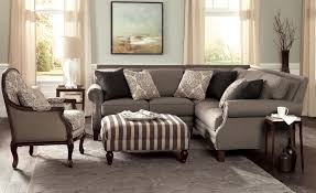 Craftmaster Sofa Fabrics Traditional Chair With Cabriole Legs And Exposed Wood Frame By