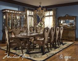 traditional formal dining room sets dining room furniture by aico essex manor aico dining set aico