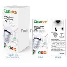 Switch Lighting Led Bulb by Based 7w Pir Infrared Motion Detection Sensor Light Sensor Led