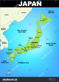 Map Of Okinawa Detailed Map Japan Illustrator 8 Stock Vector 148701452 Shutterstock