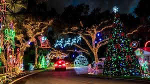 drive by christmas lights snug harbor christmas lights are a must see