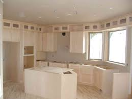 kitchen cabinet unfinished kitchen cabinets upper wood lowes