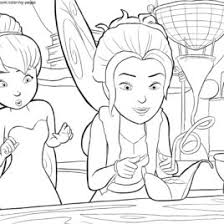 zarina fairy coloring kids drawing coloring pages