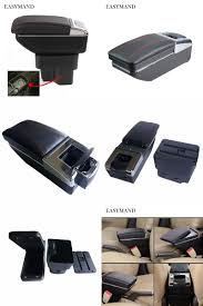 visit to buy 7 generation car armrest center console storage box
