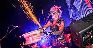 blood drums halloween haunt entertainment ca great america