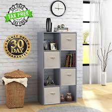 Cube Storage Shelves Bookcases Cube Storage Bookcases 8 Shelves Ebay