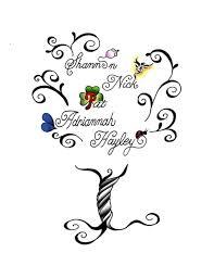 tree tattoos family symbols on i my grandchildren