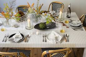 diy thanksgiving table settings diy an architect inspired thanksgiving table from designer david