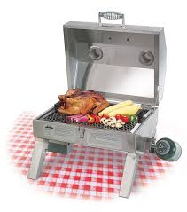 Top Gas Grills Companion Table Top Gas Grill By Holland Grills