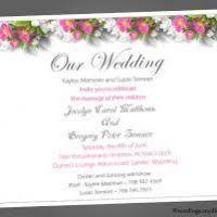 informal wedding invitations sle wedding invite wording justsingit