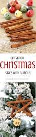 how to make a cinnamon stick star ornament ornament tutorial