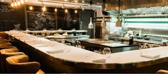 Kitchen Table PanEuropean Food In A Sleek And Intimate Setting - Kitchen table restaurant london