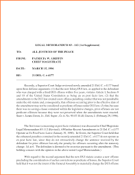 Legal Letter Head by Law Memorandum Example 65853171 Png Sales Report Template