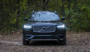 big d volvo volvo xc90 review tough competition for the x5 and x7 bmw news at