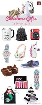 great gifts for birthday christmas guide shopping for tween tween