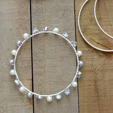 bangle bracelet diy images Diy pearl and crystal bangle bracelet blitsy jpg