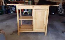Second Hand Kitchen Island Kitchen Islands Carts Tables Portable Lighting Ebay