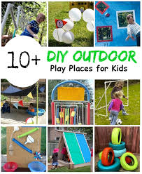 Kids Backyard Play by 10 Diy Backyard Play Places For Kids
