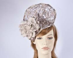 lace fascinator lace fascinator for melbourne cup derby races buy online in australia