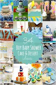 34 boy baby shower cake u0026 dessert ideas spaceships and laser beams