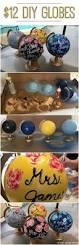 weekend recap u0026 12 diy painted globe globe teacher and minis