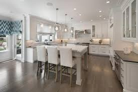 kitchen islands with bar stools kitchen island with l shaped breakfast bar design ideas