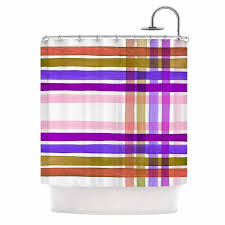 Kess Shower Curtains Awesome Kess Shower Curtains And Best 25 Purple Shower Curtains