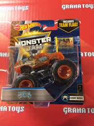 jester 1 4 x ray body 2017 wheels monster jam case a grana toys